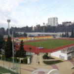 Центральный стадион имени Славы Метревели, г. Сочи