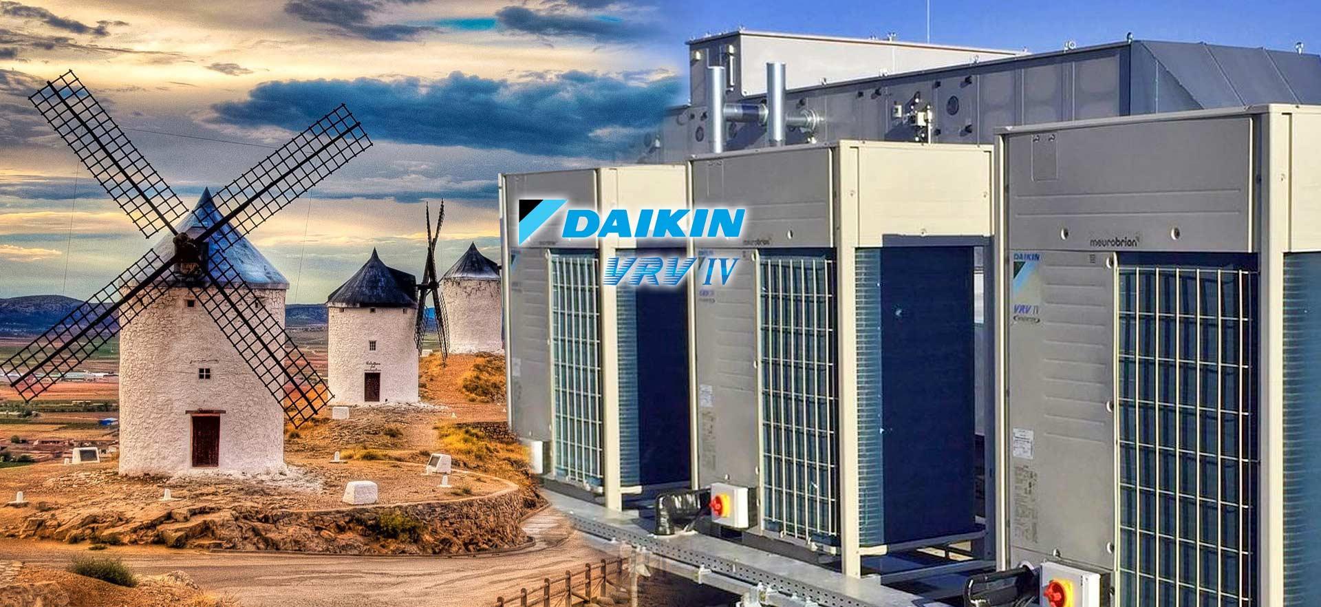 Продажа и сервис оборудования DAIKIN
